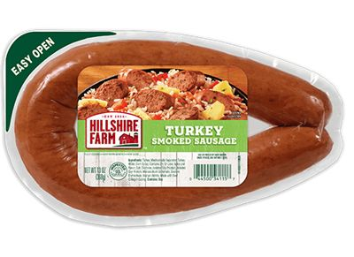Turkey Smoked Sausage Rope - Hillshire Farm® Brand