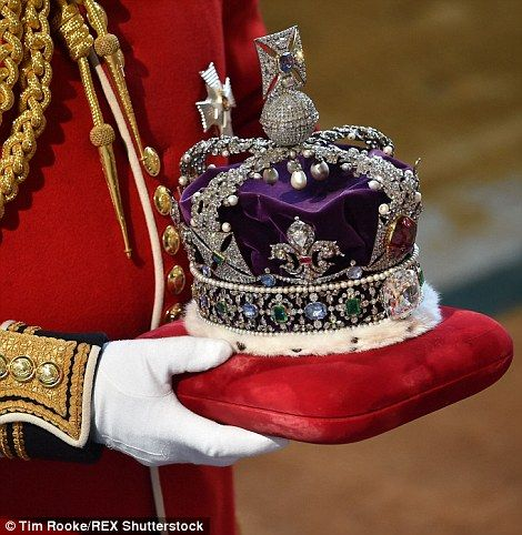 Queen's Speech for 'those who work hard and do the right thing' | Daily Mail Online
