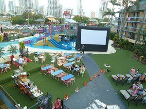 Paradise Resort, Gold Coast - Extreme fun for kids, an easy holiday for parents!