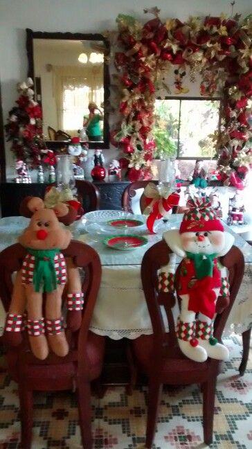 Cpmedor navideño