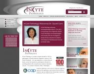 Custom Website Design Company - Incyte Pathology.: Custom Website, Website Designs