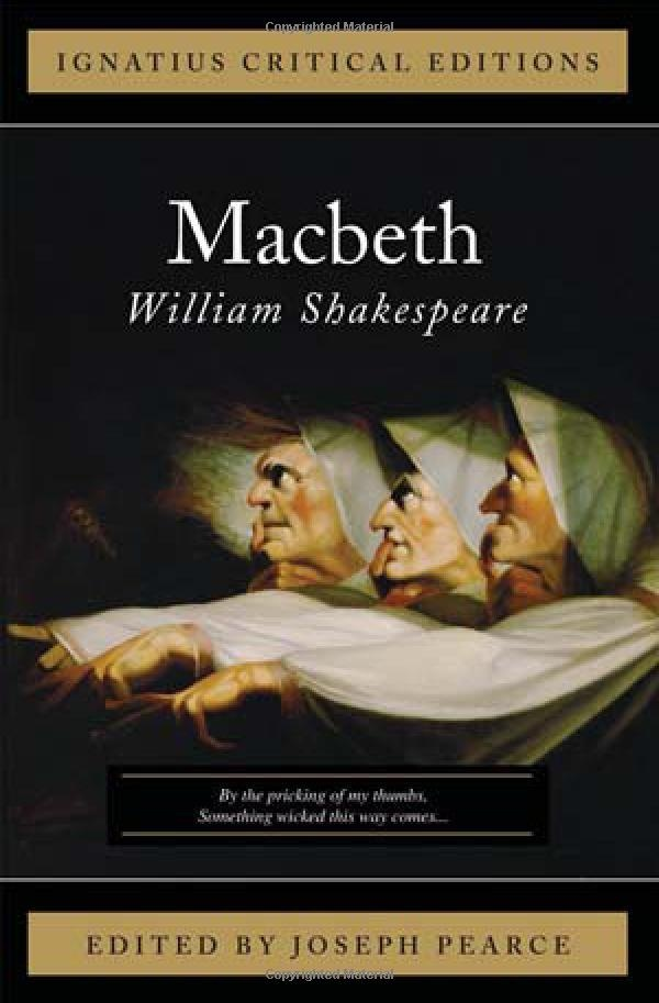 MacBeth by William Shakespeare. My favorite Shakespeare play