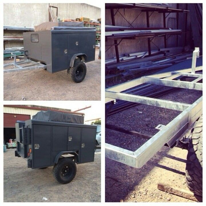 Bug Out Trailer Plans : Best images about bug out trailers on pinterest