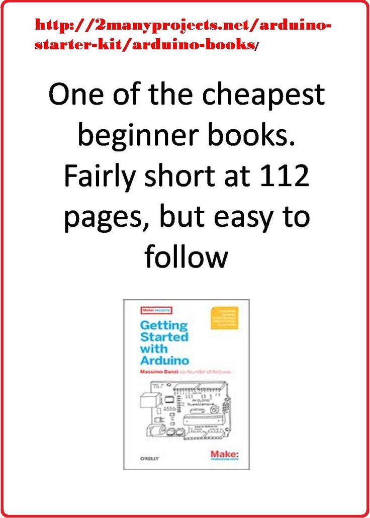 The best arduino books ideas on pinterest