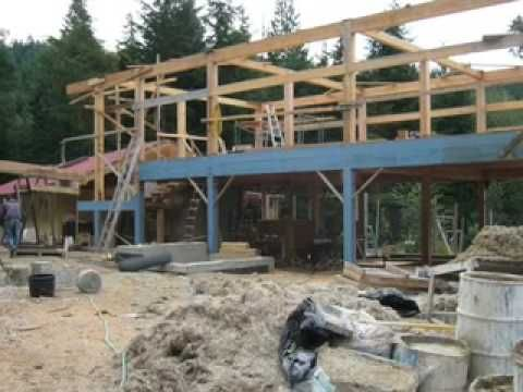 Go Green: How to Make a Hemp House of Pain-less Green Building Materials