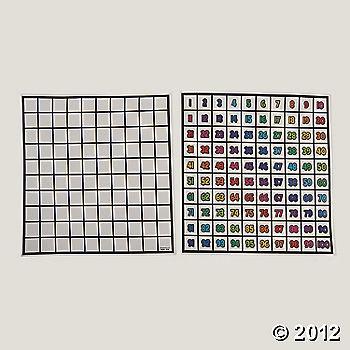 Number Names Worksheets blank 100 chart for kindergarten : 1000+ images about Hundreds Grids/100 charts on Pinterest