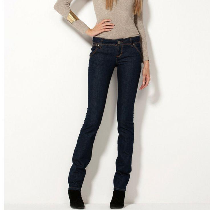 """Γυναικείο παντελόνι τζιν """"Erin103"""" Seven L.A  http://brands4all.com.gr/collections/smart-collection-11/products/seven-l-a-erin-103"""