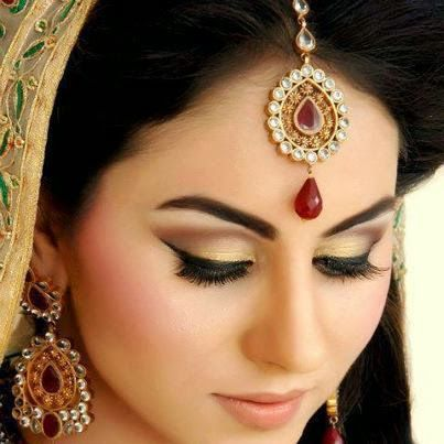 32 best indian brides images on pinterest indian bridal indian tutorial beautiful smokey eye makeup want to do it yourself click on the solutioingenieria