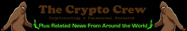 The Crypto Crew: TCC Articles - tons of good articles - check them out - bigfoot, ghost and more