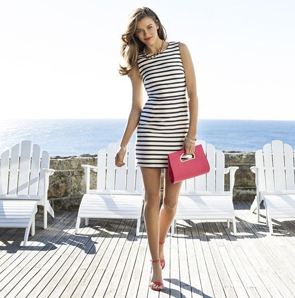 Forever New ~ Summer In The Hamptons