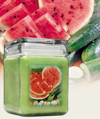 Summer Slices-38 oz Village Classics Scented Candles | Village Candle