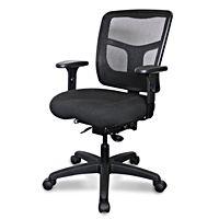 Mesh Task Chair, Med Back