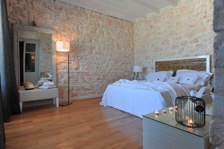 The Grand Master Bedroom Details