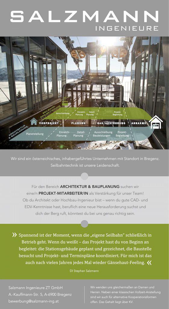 Popular ProjektmitarbeiterIn Architektur u Bauplanung