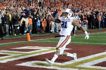 AP College Football Poll 2014: Post-BCS Championship Rankings Released