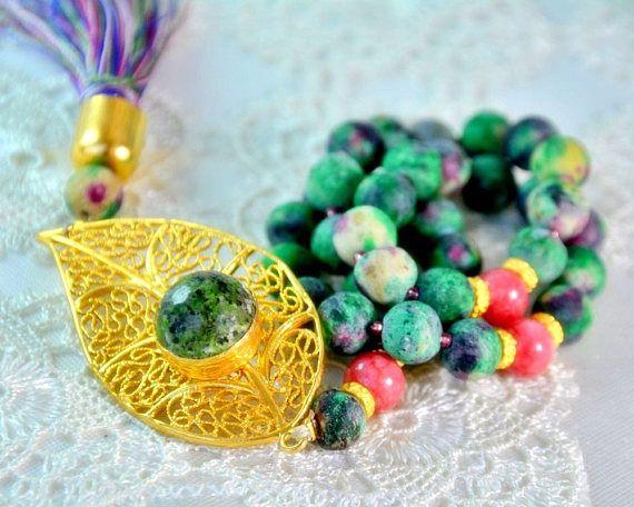 Fashion Muslim Doa Bead Luxury Arabic Jewelry 33 #Subha #Ruby Fashion Muslim Doa Bead, Luxury Arabic #Jewelry, 33 #Subha, #Ruby #Prayer Bead, #Misbaha #Komboloi, #Holy #Wory #Beads, #Elegant #Muslim #Wedding Gift
