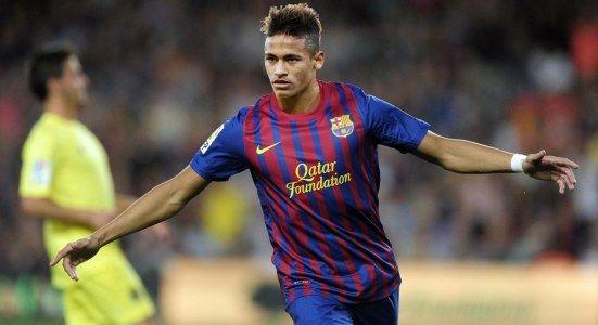 Adaptação rápida – Neymar se entrosa com facilidade no Barcelona e recebe elogios do treinador #Neymar