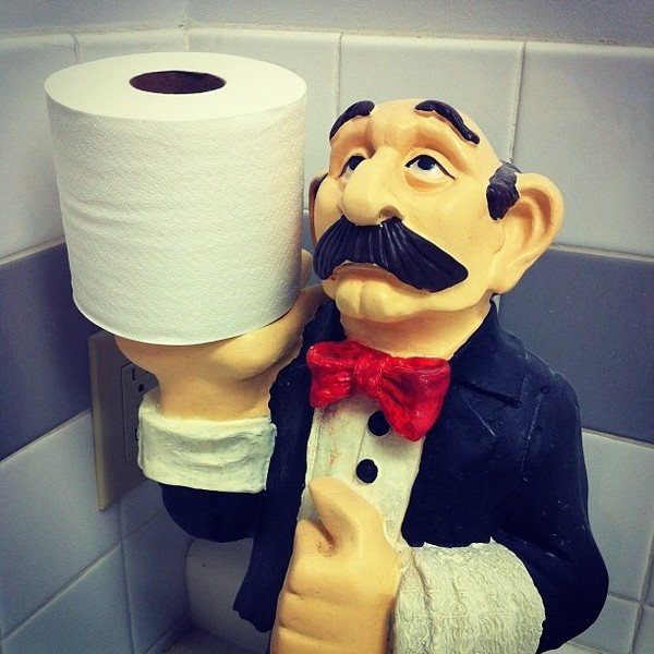 1000 Images About Toilet Paper Holders On Pinterest