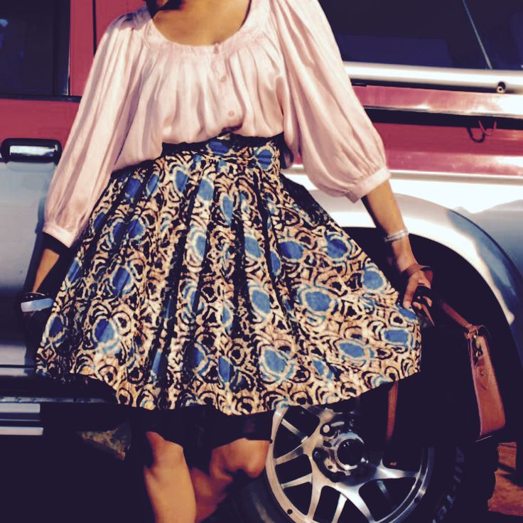 Volume skirt any day... Crop it or tuck it... idealwoman2015