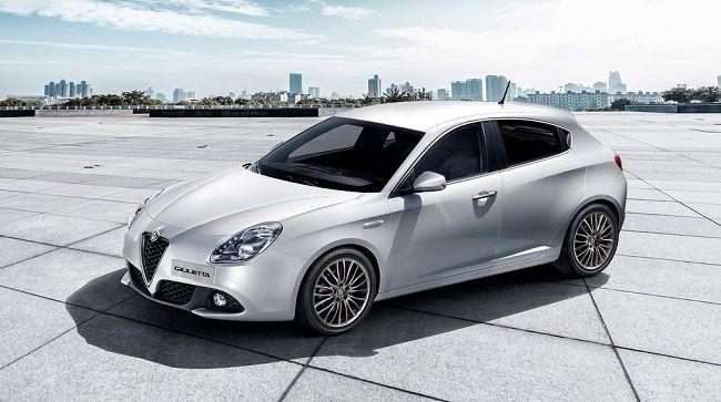 Noleggio Lungo Termine Alfa Romeo Giulietta TCT