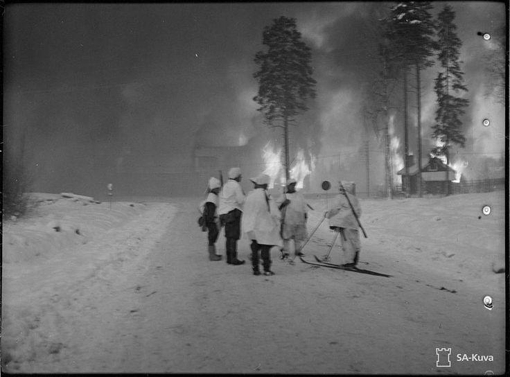100 tarinaa sodasta ISTV sotaveteraanien haastattelut Olavi Lösönen - Suomi 100 - Ilta-Sanomat