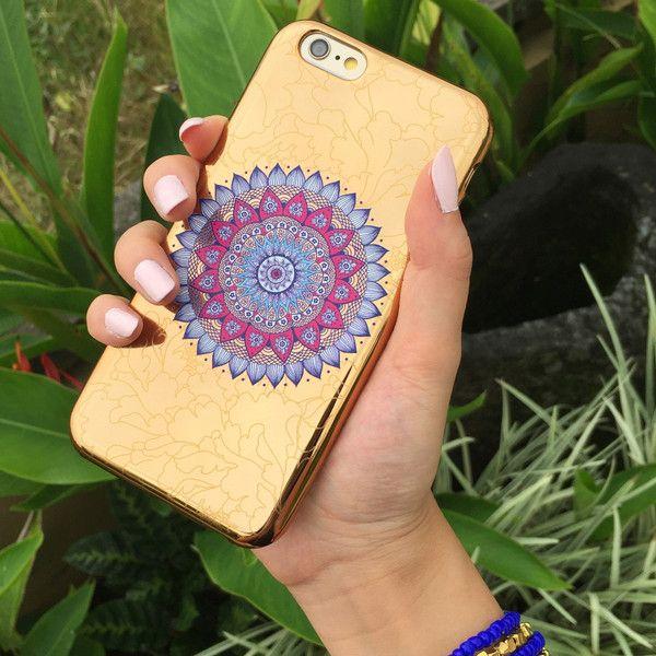 Elemental Air Mandala Phone Case