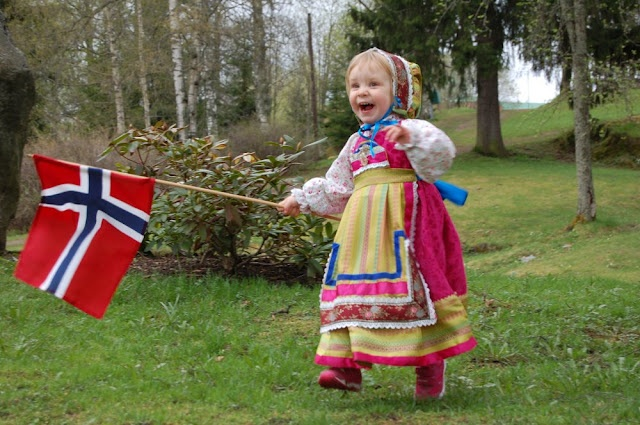 The Norwegian Constitution Day, May 17th - From THE ESSENCE OF THE GOOD LIFE™