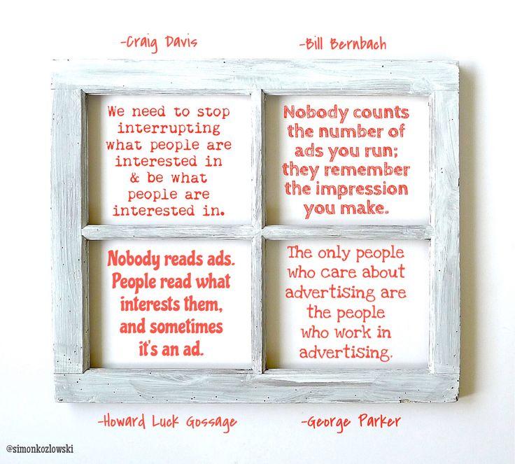 Advertising or Interruption?