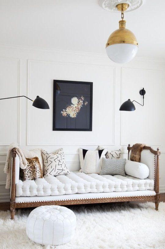 Best 25  Diwan furniture ideas on Pinterest Make Your Home a Masterpiece with Moldings. Bed For Living Room. Home Design Ideas
