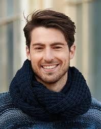 Cuellos para invierno de hombre. Cuellos para chicos. De lana, de algodón, de pelo. Cuellos invierno 2016-2017.