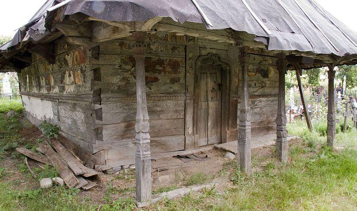 Ursi.bis lemn.butea.NV - Biserica de lemn din Urși, Vâlcea - Wikipedia