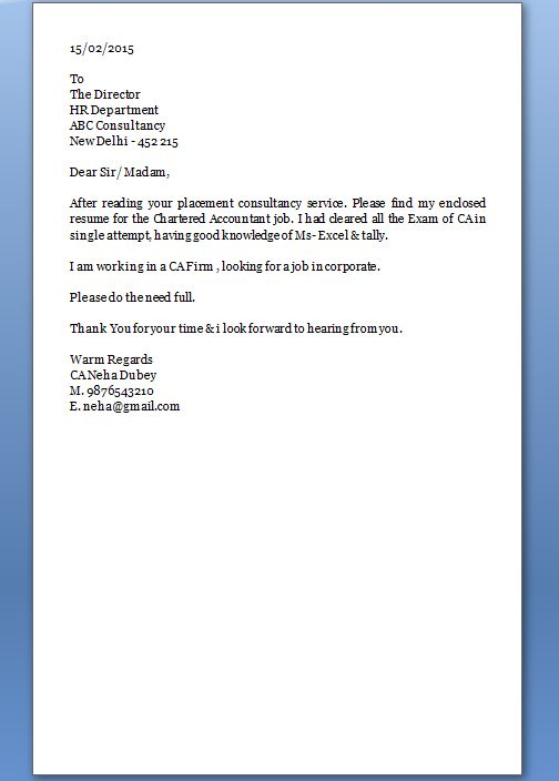 The 25+ best Great cover letters ideas on Pinterest Cover letter - sample resume cover letter for accounting job