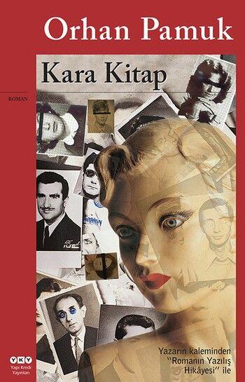 Orhan Pamuk. Kara kitap (1990)