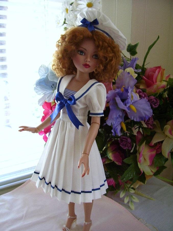 Ellowyne Sailor Dress Pattern., sewsallday via Etsy (House of Biscotti) $8.00, via Etsy.