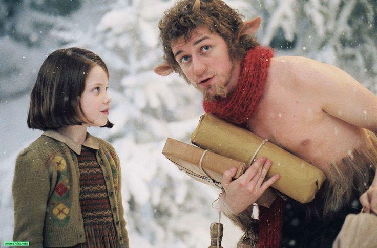 Le monde de Narnia. Chapitre 1 : Le lion, la sorcière blanche et l'armoire magique. Dec. 25th 2014. 13h55 (12:55 GMT). TF1