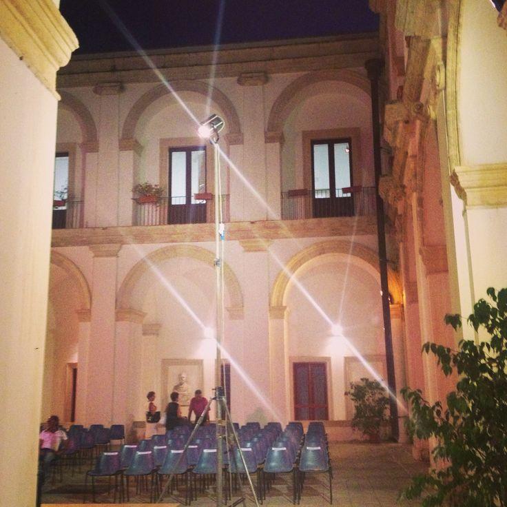 #galatina, palazzo della cultura