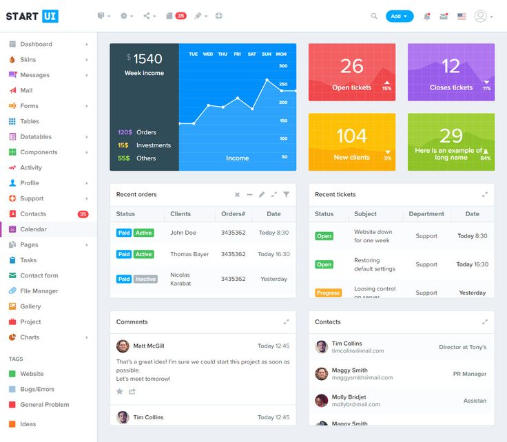 15 best Dashboard images on Pinterest Dashboard template - invoice web app