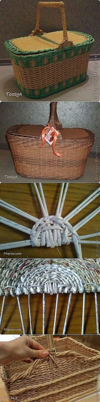 Picnic Basket ..there's better instructions