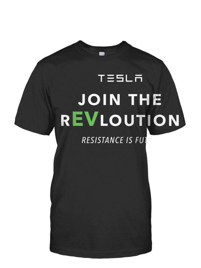 Tesla rEVolution