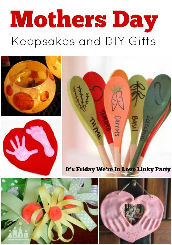 30 mothers day keepsakes diy gifts and cards Mothers day presents diy