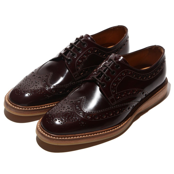 Loake L1 wing-tips Oxford