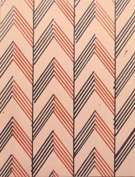 Textile Design by Liubov Popova