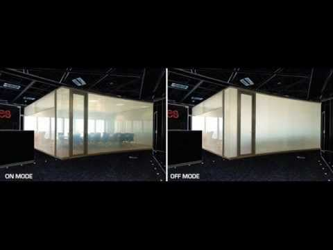 DreamGlass® Privacy Glass; Creative Solutions for Interior Design