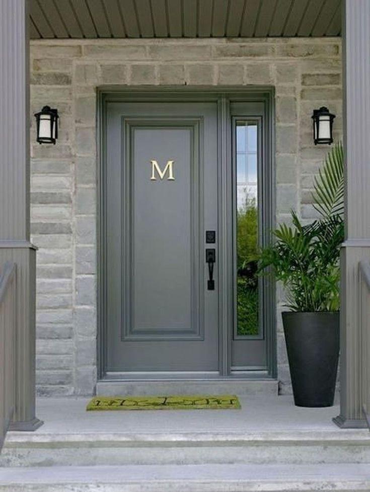 40 Nice Exterior Door Ideas For Home Looks Amazing Amazing Door Exterior Exterior Door Home Ideas Nice Front Door Design Exterior Doors Door Design