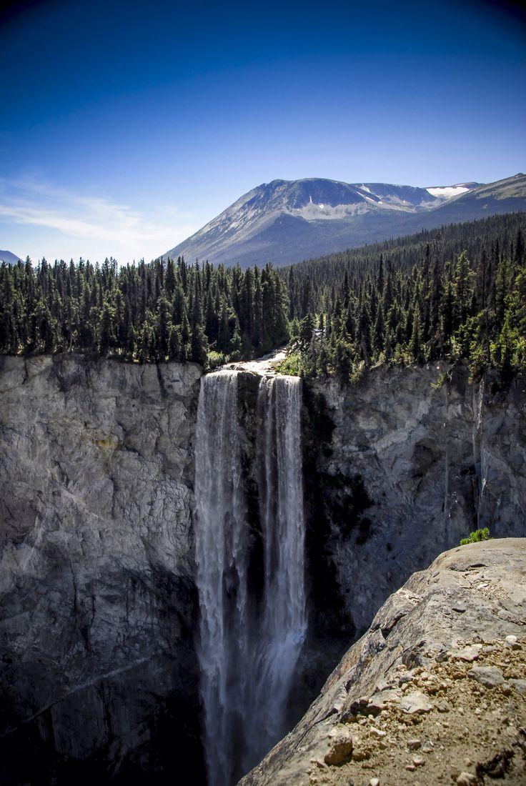 Hunlen Falls, Bella Coola, BC
