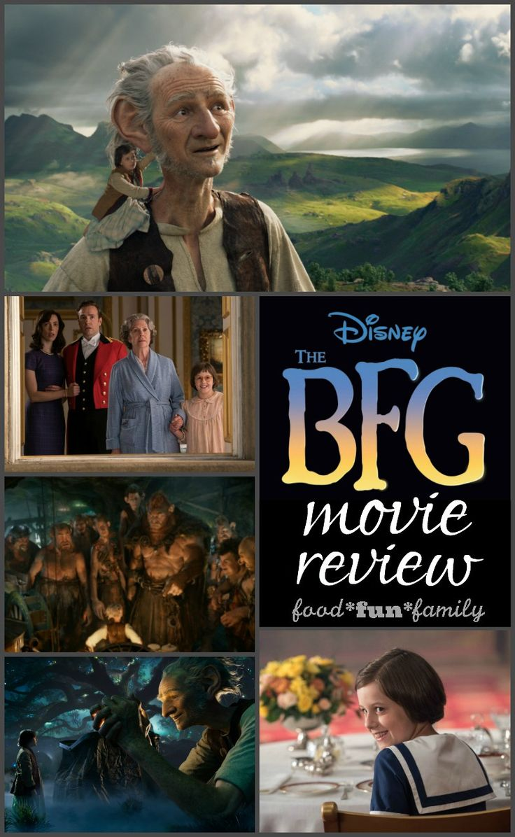 Disney, Roald Dahl, and Steven Spielberg come together for THE BFG, in theaters now! The BFG movie review: what to expect, who should see it, and more.