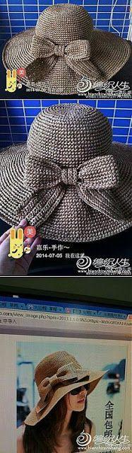 Bonés e chapéus com padrões incluídos