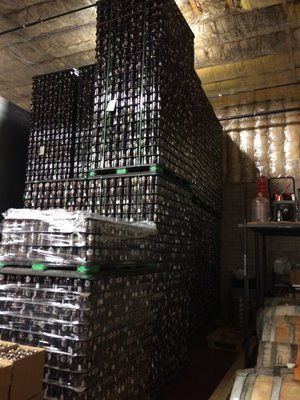 Beer cans for days... | Yelp