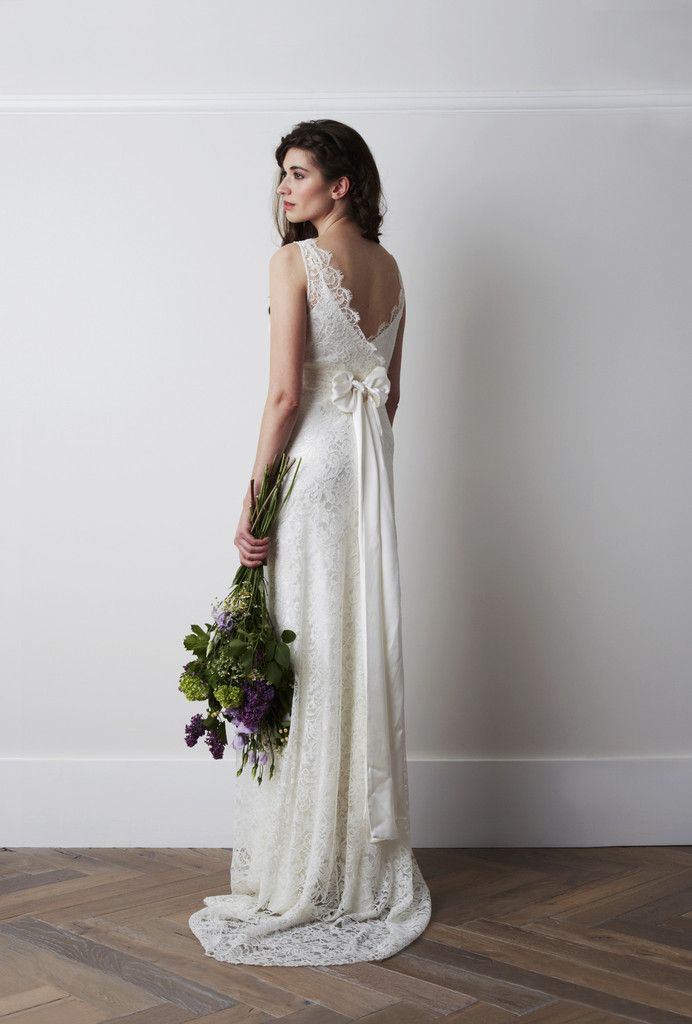 Charlie Brear | Ready To Wear Designer | Bridal Designer | Vintage Wedding Dresses | London