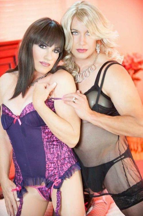 Man transvestite in pantyhose nylon of sounding urethral cock dildo